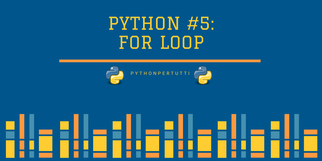 Ciclo for in Python
